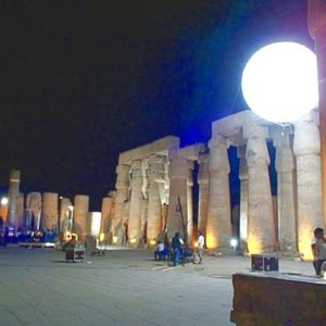 Des Racine et des Ailes in Luxor